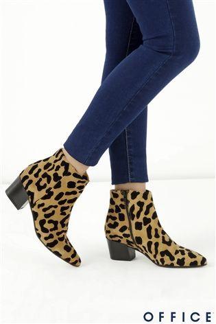 next animal print boots