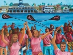 Newport Coast's Standup for the Cure on Saturday, May 5 -- Stand Up Paddling