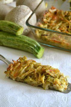 La teglia di patate e zucchine a fiammifpatateero è un contorno prelibato, veramente molto goloso e che si prepara con pochissimi ingredienti. Vi sorprenderà.