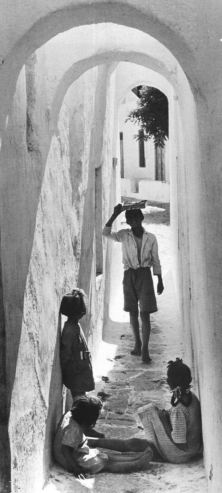 Mykonos, 1949 - Dimitris Harisiadis