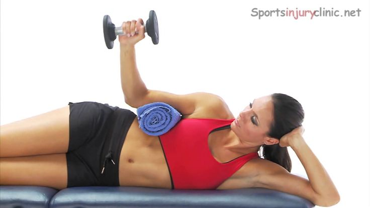 Top 10 Rotator Cuff Exercises