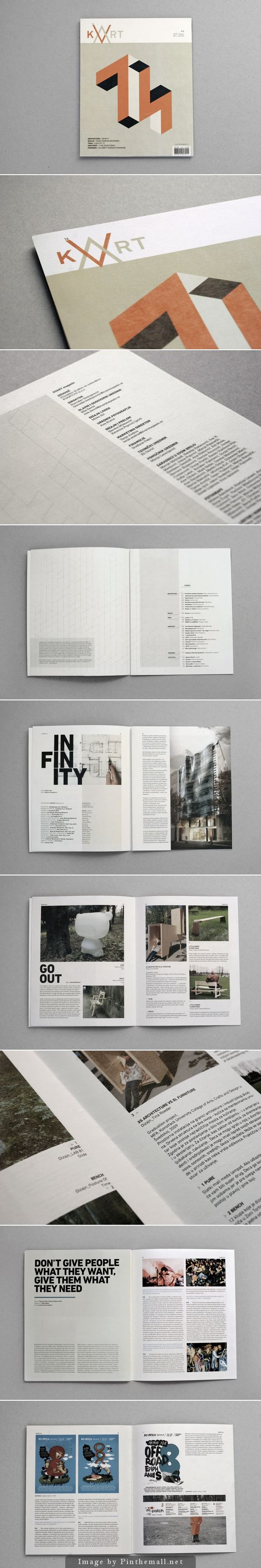 888 best Awesome magazine & book layout images on Pinterest ...