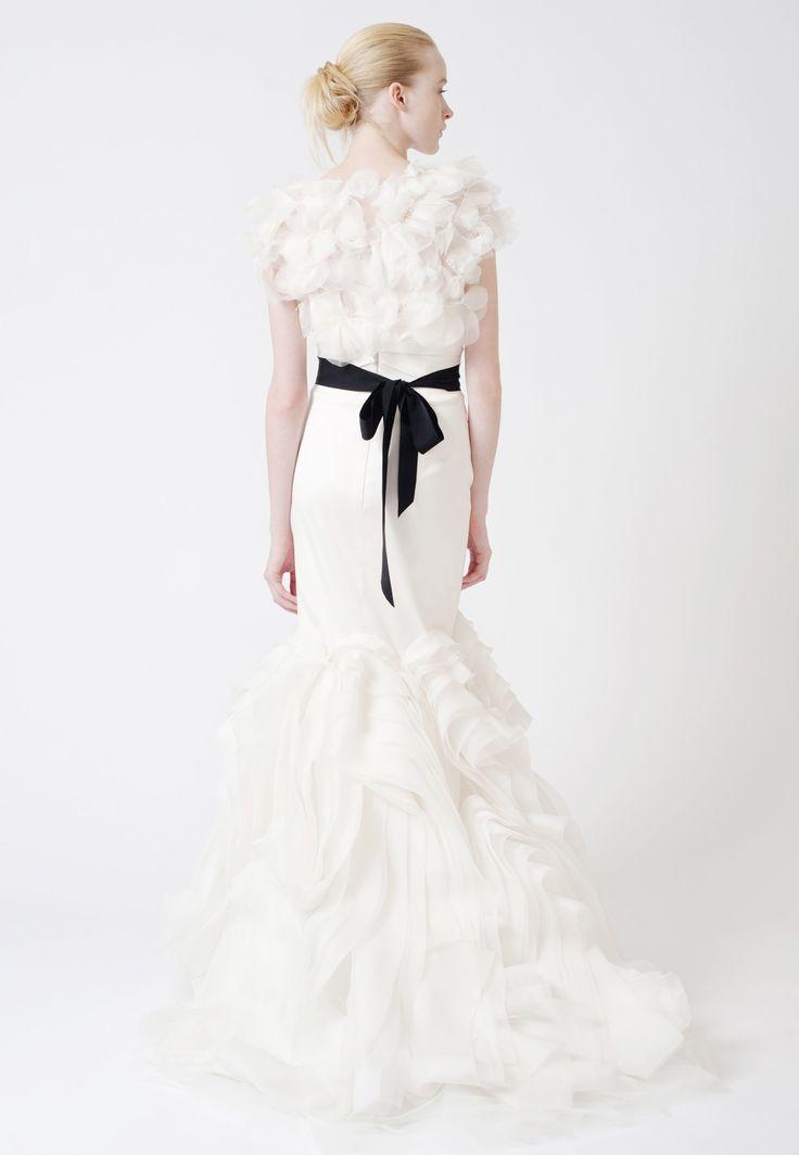 Mejores 18 imágenes de Wedding Gown en Pinterest   Vestidos de novia ...