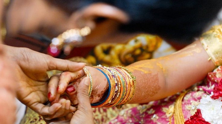 in India during 'Godh Bharai' celebrations, Silver bangles are given as they represent prosperity, intelligence, success and strength