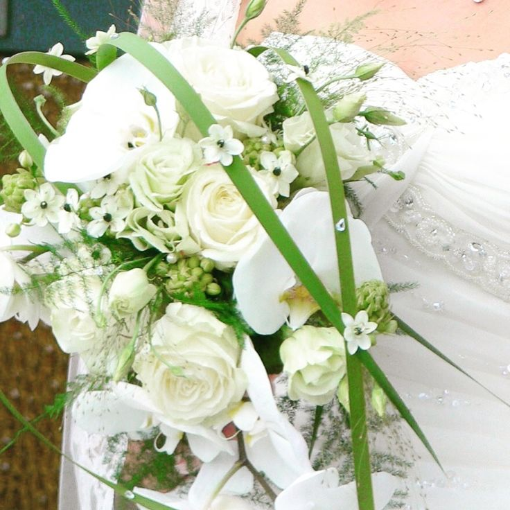 Bruidsboeket Sas