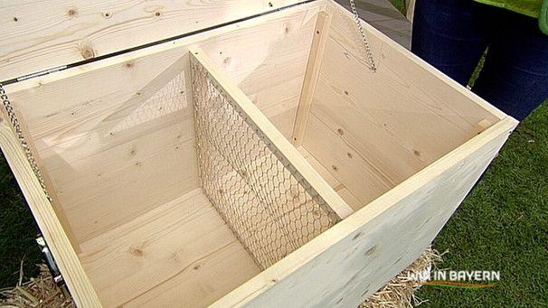 die besten 25 selber bauen komposter ideen auf pinterest komposter bauen komposter und. Black Bedroom Furniture Sets. Home Design Ideas