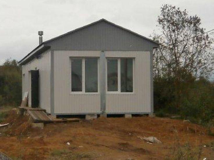 Мобильный дом - 13 х 4,9 м с сауной описание