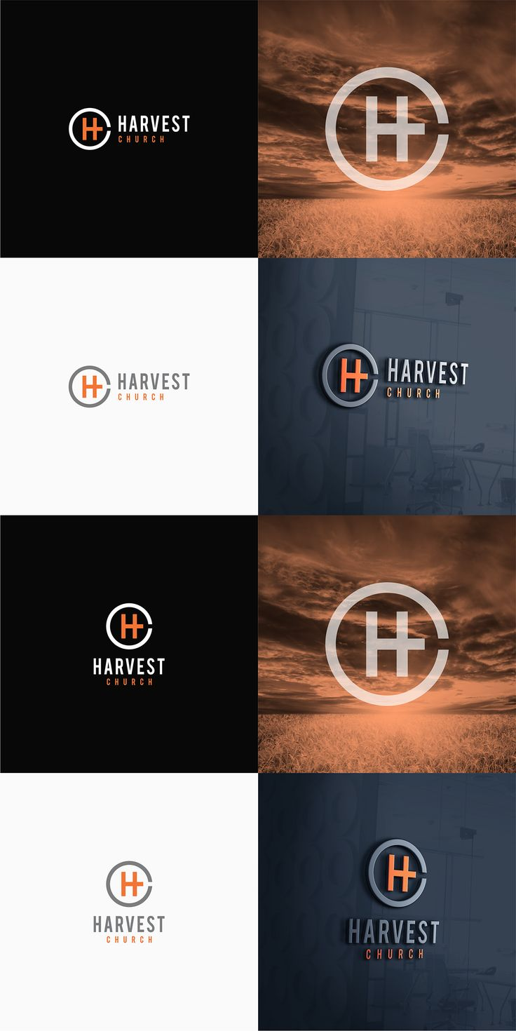 "Design #219 by oculus | Create a Fresh, Modern, Sophisticated Logo for ""Harvest Church"" Rebranding!"