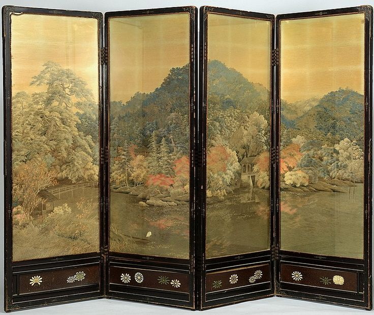 Mother Of Pearl Inlay Wooden Mini Folding Screen Asian: 61 Best Images About Projects For Classes On Pinterest