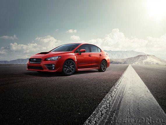 Производительный Subaru WRX 2015 | Новости автомира на dealerON.ru