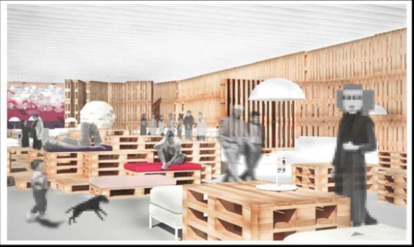 ikea y teresa sapey unidos en la creaci n de la sala vip de arco madrid. Black Bedroom Furniture Sets. Home Design Ideas