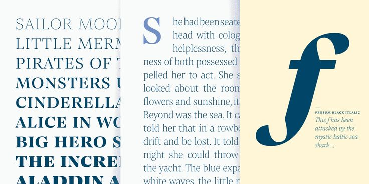 Pensum Display, font by TypeMates. Pensum Display can be purchased as a desktop and a web font.