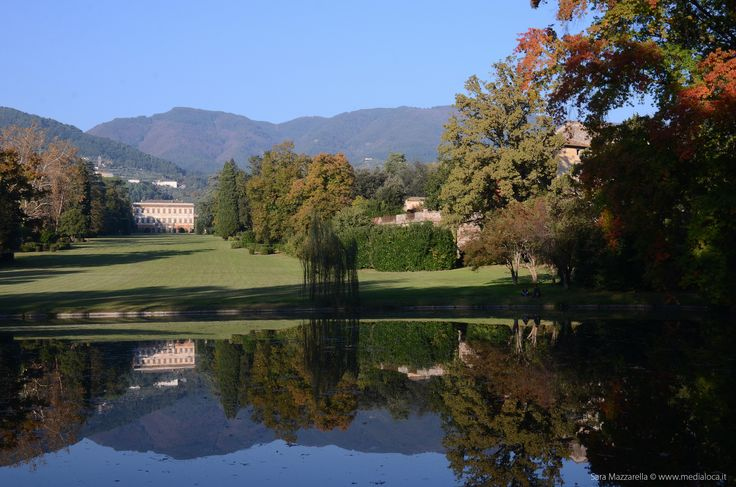 Lake - Villa reale marlia - LUCCA, TUSCANY
