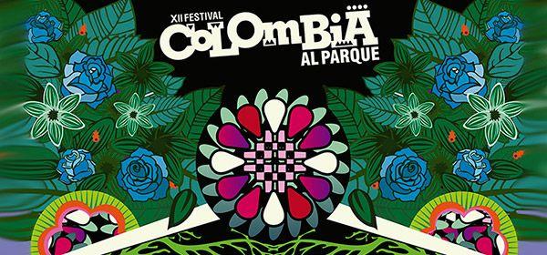 XII Festival Colombia al Parque 2013