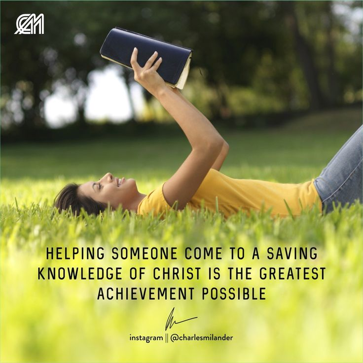 Helping someone come to a saving knowledge of Christ is the greatest achievement possible.  #charlesmilander @charlesmilander - - - - - - - #bible #Jesus #Jesuschrist #emprendedores #trabajo #metas #entrepreneur #motivation #inspiration #goals #luxury #dreams #hustle #grind #lifestyle #success #instaquote #money #newyork #work #working #startup #magazine #passion #hardwork #happiness
