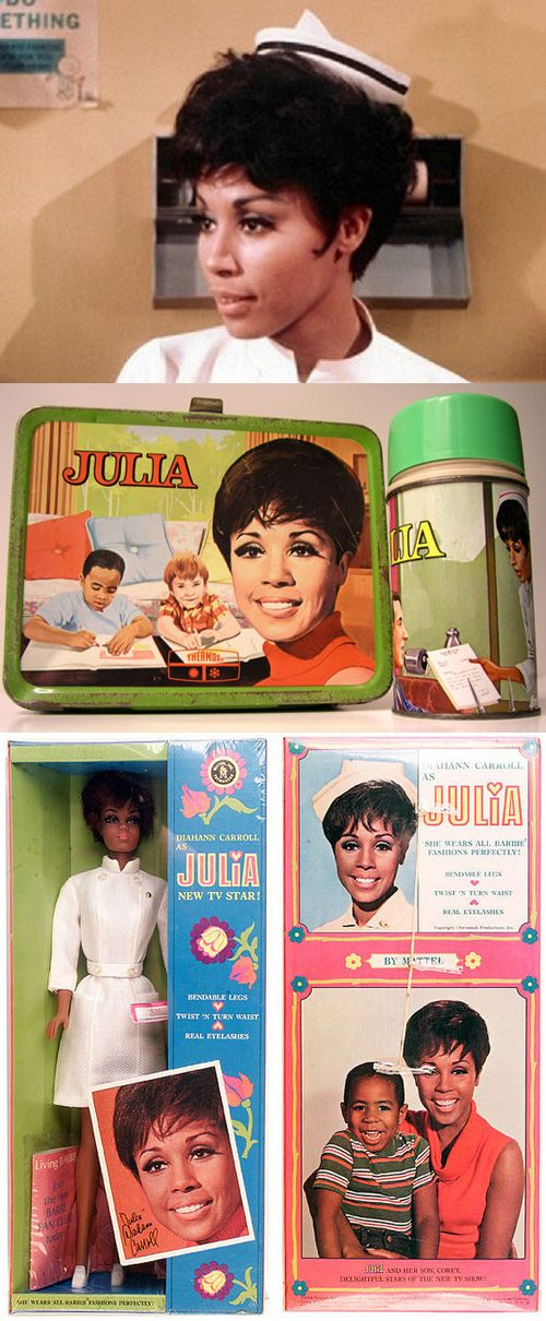 """Though Julia (1968-71, NBC) is now remembered as being  a groundbreaking TV series, while on the air, it was derided by critics for being apolitical and unrealistic. Diahann Carroll herself remarked in 1968, """"At the moment we're presenting the white Negro. And he has very little Negroness."""""""