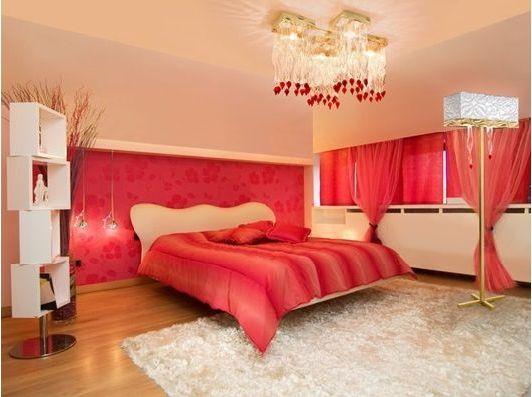 Pink girl bedroom - Home and Garden Design Ideas