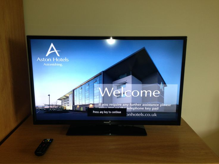 Hotel News! Brand NEW TV's arrived to our Darlington, Sheffield and Dumfries hotels! They are bigger, they are smarter and they are miles better! Designed to satisfy your entertainment needs during your stay!