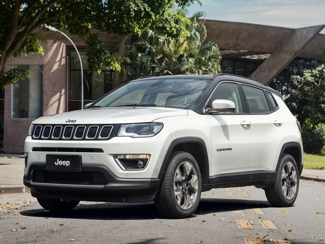 #Jeep #Compass Officially Revealed