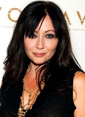 """Shannen Doherty – """"I realize that the majority of people in the entertainment  business happen to be Democrats. I have no problem with that. And they should have no problem with the fact that I'm a Republican."""""""
