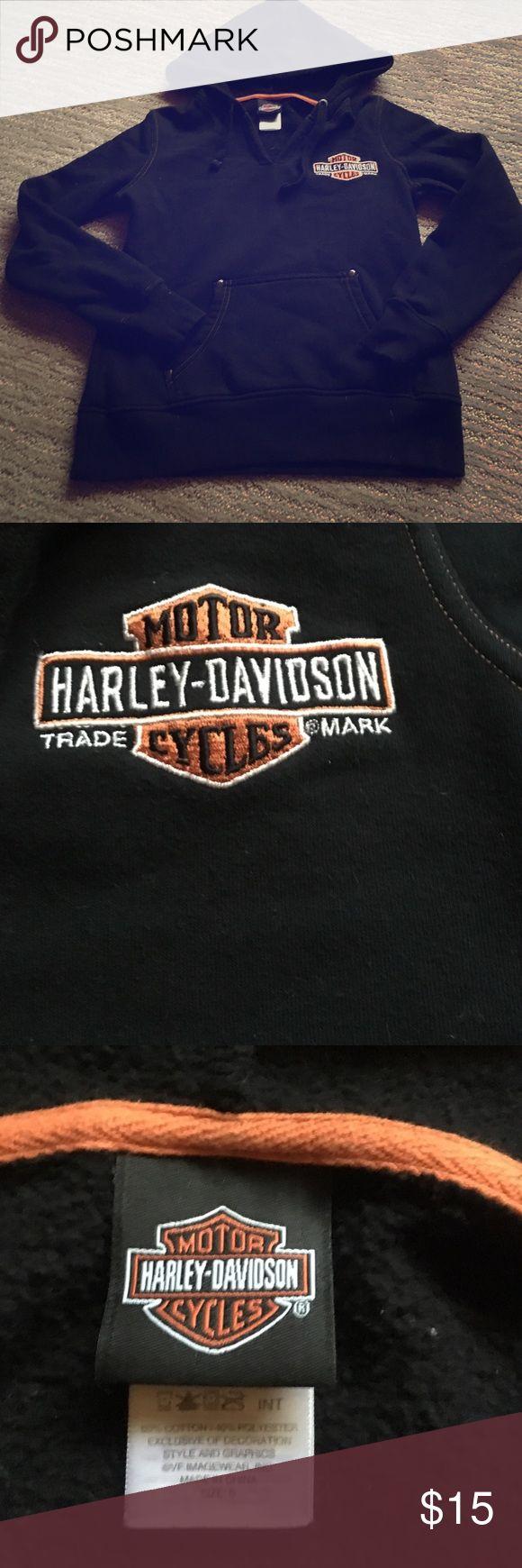 Harley Davidson Sweatshirt Harley Davidson Sweatshirt. Excellent condition. Great details! Bundle to save! Harley-Davidson Other