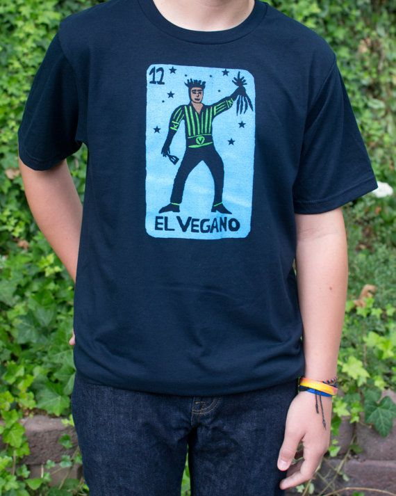 Vegan vegan tshirt Extra Large men's shirt Vegetarian by ElVegano, $25.00