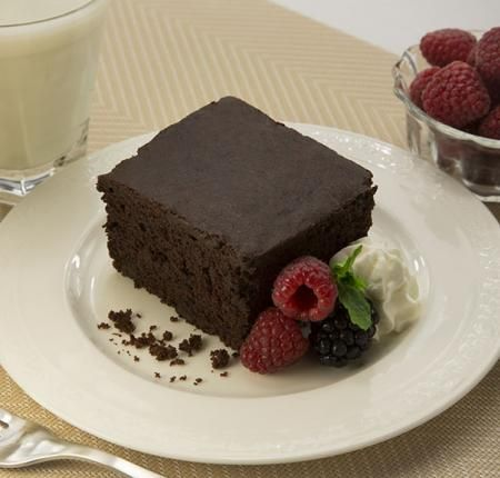 Potato Chocolate Cake | PEI Potatoes    A great twist on the traditional Chocolate Cake...super moist and delicious!