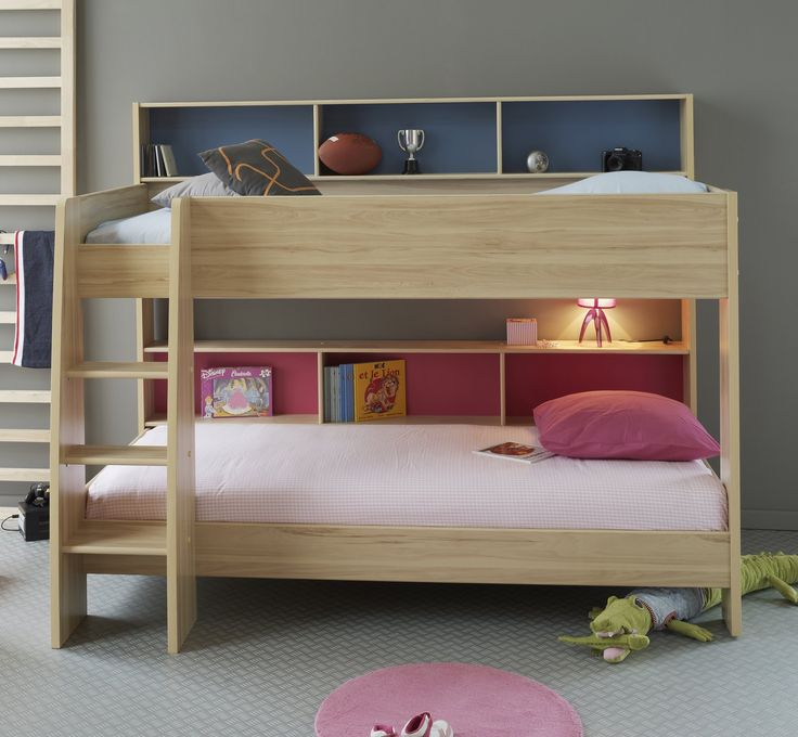 Ausziehtisch konstruktion  176 best Betten Geschwister images on Pinterest   Ikea hacks ...