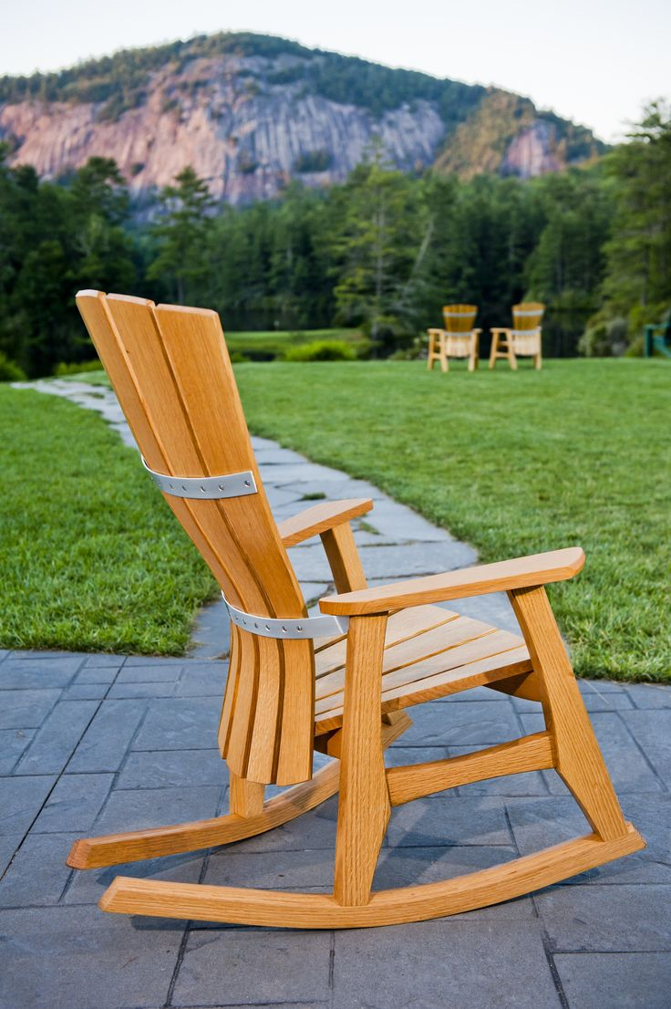 29 best Rocking Chairs images on Pinterest Outdoor rocking