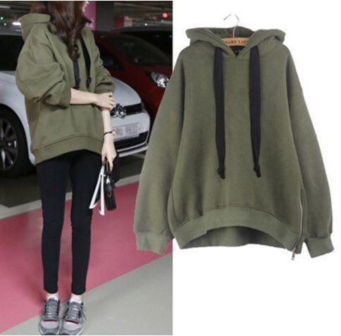 Cashmere Winter Plus Hoody Sweater