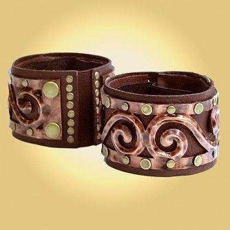 Xena Costume | Armbands