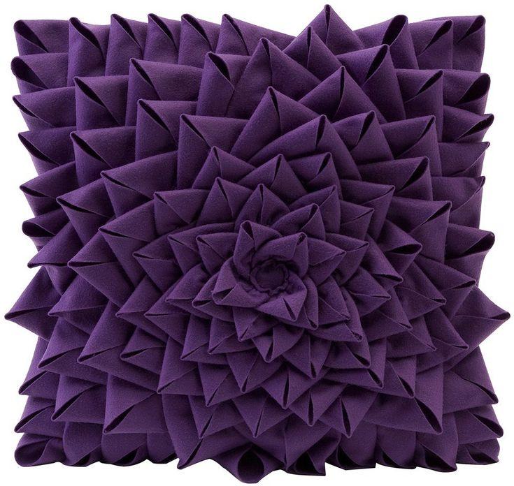 Purple Decorative Pillows