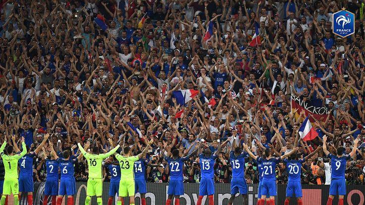 Nous avons vu des stades pleins et des ambiances folles pour soutenir nos Bleus durant cet Euro ! Si vous avez aimé ces moments, si vous voulez les vivre ou les revivre, devenez membre du Club des Supporters ici ➡️ http://po.st/bDviij