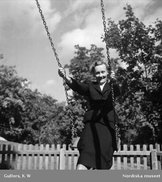K.W. Gullers - Astrid Lindgren  1952