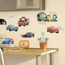 Wall stickers Cars McQueen venner