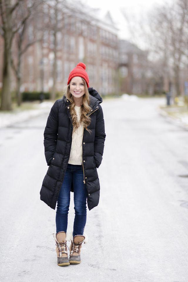 dd75bbae8f2d My Winter Uniform // New England Winter Essentials   Winter style ...