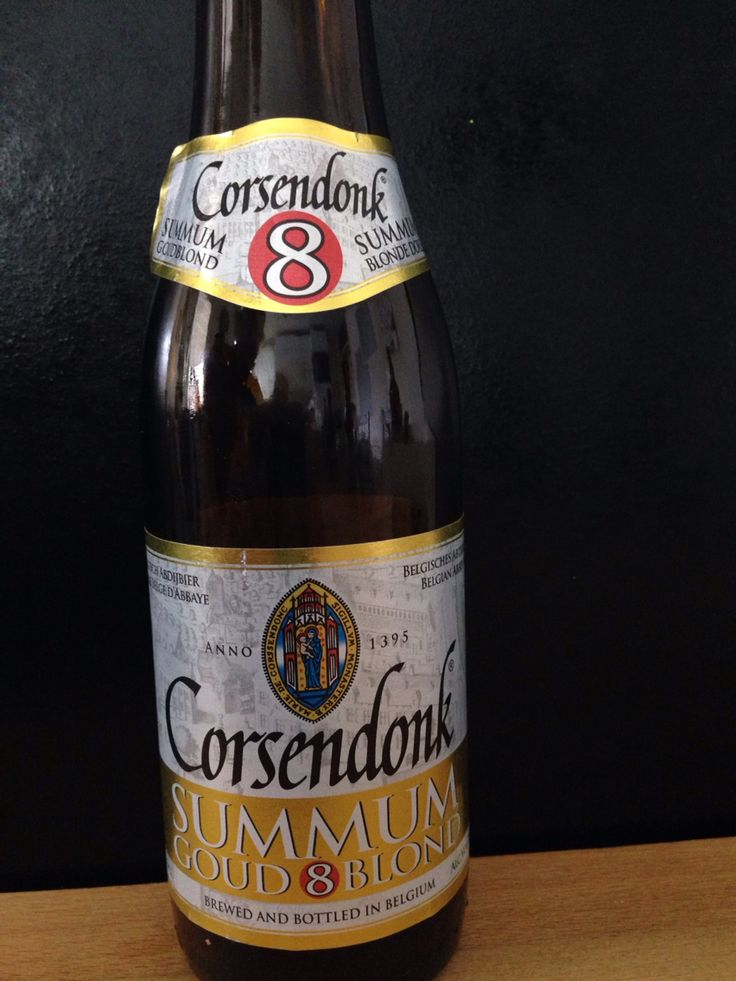 Corsendonk - Summum goud blond. 33cl, 7,8% Brouwerij Corsendonk, Turnhout