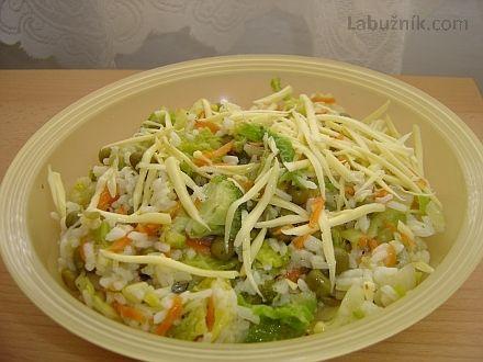 Rizoto se zeleninou od Ireny