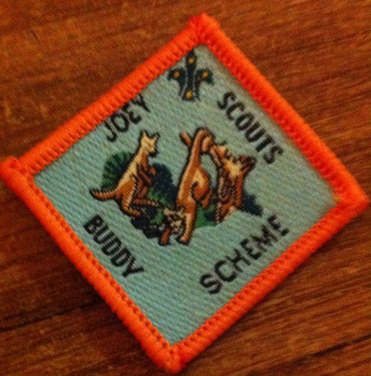 Buddy badge