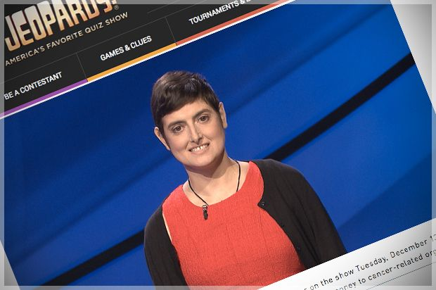 """Terminal """"Jeopardy"""" winner Cindy Stowell is the inspiration America needs in 2016"""