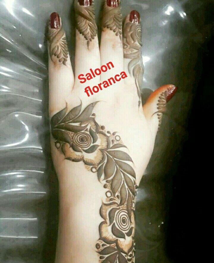 Zeniya Rhemat Rose Mehndi Designs Unique Mehndi Designs Henna Designs Hand