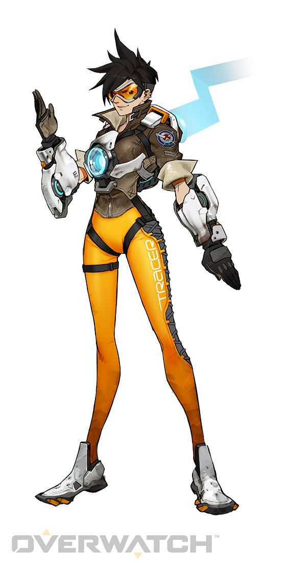 Overwatch™ is a team-based shooter where heroes do battle in a world of conflict. © 2014 BLIZZARD ENTERTAINMENT
