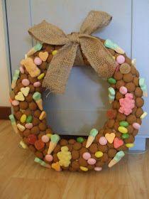 Ik heb wel wat met Sinterklaas, maar eigenlijk ook met Kerst, Pasen en andere gelegenheden. De voorpret vind ik het leukst. Dingetjes knuts...