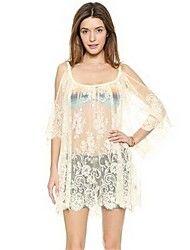 stijlvolle 1/2 sleeve kant sexy vrouwen jurken – EUR € 18.99