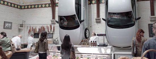 Ahora podrás comprar un Volkswagen en la carnicería.