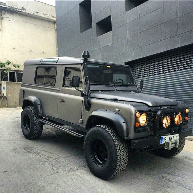 225 Best Images About Land Rover Defender: 110 On