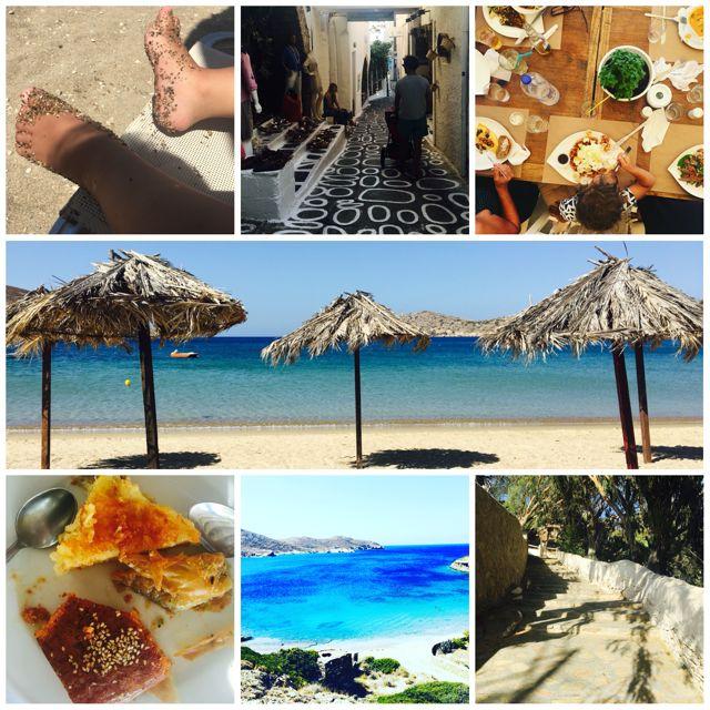 Jeg har lavet endnu en rejseguide til en af Kykladeøerne. Denne gang fra en lidt mere sprælsk ø - Ios, der ligger en halv times sejlads fra mit græske favorit feriested Sikinos (læs min budgetvenlige guide HER) og ca halvanden time med færge fra Santorini, hvortil du kan flyve direkte, med b....