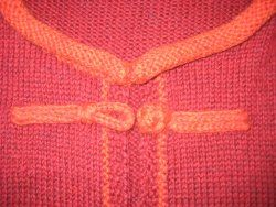 How to make a Chinese Knot Knitting