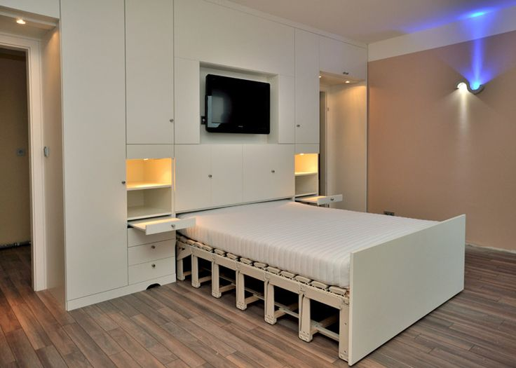Wall-Bed ZZ - electric