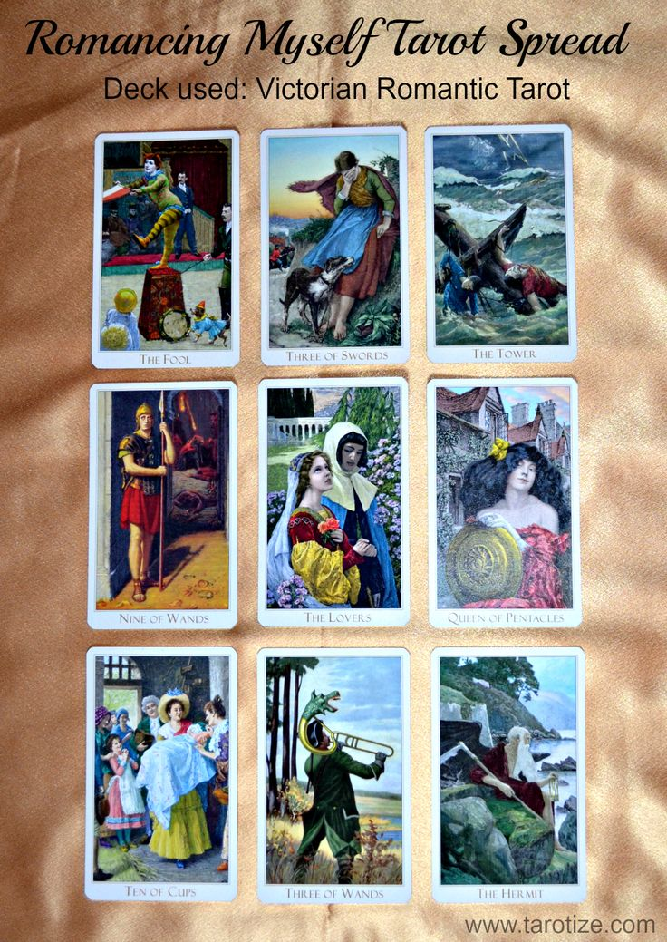 17 Best Images About Tarot: Spread It Out On Pinterest